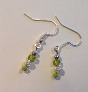 Tiny Elf earrings