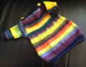 Rainbow cardi NFS