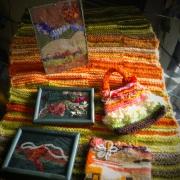 Autumn rug & other Autumn art