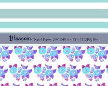 Blossom © 2014 azolloza