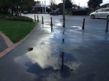 near Civic Square, Wellington