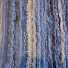 Baby rug close-up NFS