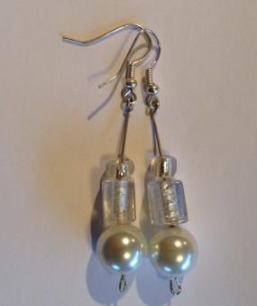 Snow White earrings for sale on Felt