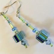 Listing #363137 Earrings Seaside sparkle (1)